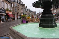 Carole's Chatter: Villedieu Les Poêles, a little town in Normandy, and Crepes