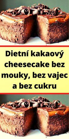 Cheesecake, Banana Bread, Vegetarian, Sweets, Desserts, Recipes, Food, Tailgate Desserts, Deserts