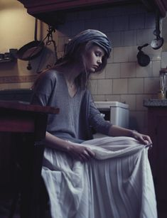 The Dutch Golden Age, Katja Borghuis by Riccardo Bernardi for Schön! Magazine