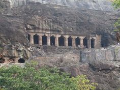 Ajanta-barlangok India Travel, Caves, Grand Canyon, Scenery, Architecture, Buildings, Pictures, Rooms, Arquitetura
