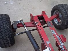 steering system for garden tractor - Google Search
