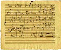 Handel's Messiah - written in three weeks ... amazing music .... I love it!!