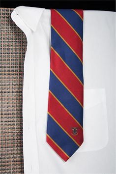 Silk Striped Fraternity Ties