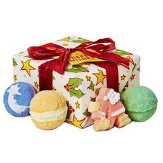 Best Wishes Bath Bomb Pack from Lush