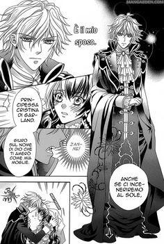 Manga Kyuuketsuki no Uruwashiki Kekkon - Chapter 2 - Page 6