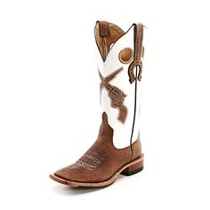 These are amazing!!!!  Macie Bean Distressed Pistol Cowgirl Boots All Womens Western Boots
