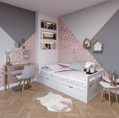 43 cute and girly bedroom decorating tips for girl 14 Girl Bedroom Designs Bedroom Cute Decorating Girl Girly tips Bedroom Decorating Tips, Decorating Ideas, Girl Bedroom Designs, Girls Bedroom Ideas Paint, Girl Bedroom Paint, Girls Pink Bedroom Ideas, Childrens Bedrooms Girls, Preteen Girls Rooms, Teen Bedroom Colors