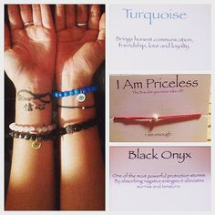 """Made it through the first day of #626NightMarket !!! Super excited to visit all the lovely ladies from @maemaejewelry and show off my beautiful new pieces!!! #IAmPriceless is a simple but powerful bracelet. One of my favorite teachers has been telling us """"I am Enough"""" for years, and it's probably no coincidence lyrics from my favorite song happen to be """"I am not for sale."""" (The First of  Me) Also picked up beautiful #blackonyx and #turquoise bracelets to add to all the positive energies my…"""