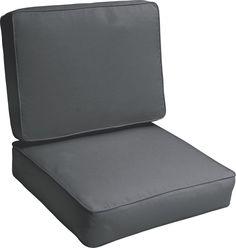 Kaplan Indoor/Outdoor Lounge Chair Cushion