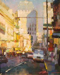 Jian Wu: Pine Street
