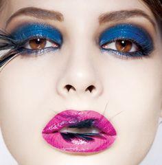 Kemp Muhl. Makeup by Charlotte Willer.