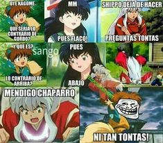 Otaku Anime, Anime Naruto, Inuyasha Memes, Inuyasha Love, Fairy Tail Anime, Cardcaptor Sakura, Sword Art Online, Naruto Shippuden, Comics