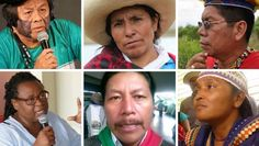 10 Latin American Indigenous Rights Warriors You Need to Know May 9 2016 #Indigenousrights