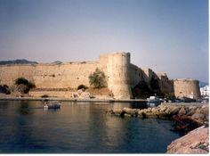 * Castelo de Cirénia * Ilha de Chipre.