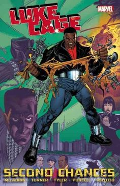 Power Man no more! Harlem's favorite son is ripping up the silk shirt and getting back in the game as Luke Cage, Hero-For-Hire - and he's working overtime! With Chicago as his new home, it's no surpri