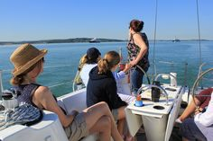 Boat Hire, Portsmouth, Sailing, Business, Candle, Boating