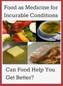 "Family, Home, Health: Food as Medicine for ""Incurable"" Conditions"