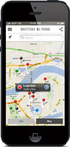 5 FREE London Apps for Foodies