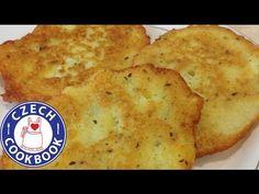 Potato Latkes Recipe - Bramborák - Czech Cookbook   ~☆~