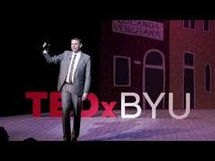 Pursue Your Passion: Jeff Sheets at TEDxBYU - YouTube