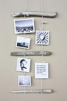 3 kreative Ideen, um mit Holz deine Fotos zu verschönern | DESIGNSTRAPS: