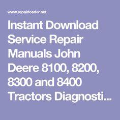 Instant download service repair manuals case 580n 580sn wt 580sn john deere and 7920 tractors repair technical manual pdf fandeluxe Choice Image