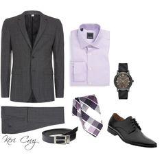 """Sharp Dressed Man"" by keri-cruz on Polyvore"