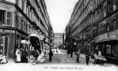 Rue Sedaine, Paris 11ème