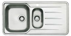 Cooke & Lewis Tanzan 1.5 Bowl Sink, 0000004069539 £112
