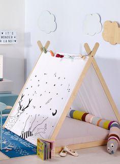 Pour vos kids et leurs espaces de vie, vous souhaitez le meilleur, exactement comme les créateurs de la marque de meubles et accessoires déco pour enfants Lil'Gaea.