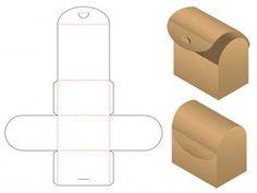 Box packaging die cut template design – Design is art Gift Packaging, Packaging Design, Paper Box Template, Origami Templates, Box Templates, Food Banner, Vintage Logo Design, Vintage Logos, Retro Logos