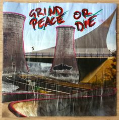 179/365 - 6.4.14 GRINDPEACE OR DIE