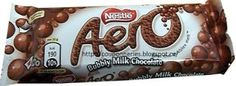 Coupons et Circulaires: .39¢ barre de chocolat AERO