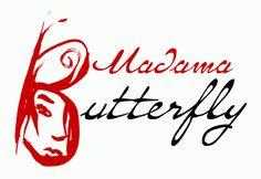 Madama Butterfly logo by Virago Theatre