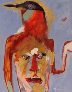 RIck Bartow artist.