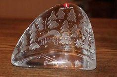 Other Scandinavian Art Glass Glass Paperweights, Paper Weights, Finland, Ski, Scandinavian, Glass Art, Track, Cottage, Ebay