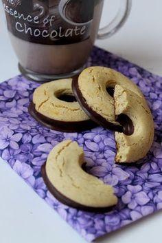 Keksz Blog: Gluténmentes vaníliás karika Dairy Free, Gluten Free, Winter Food, Baked Goods, Paleo, Food And Drink, Cupcakes, Sweets, Healthy Recipes