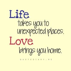 Fill your home with love.