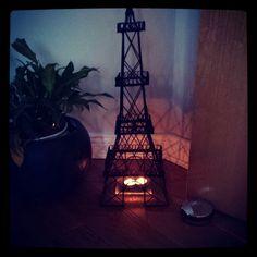 Paris Table Lamp, Paris, Lighting, Photography, Home Decor, Table Lamps, Montmartre Paris, Photograph, Decoration Home