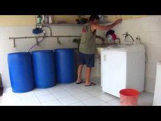 Reutilizando el agua de la lavadora puedes llegar a ahorrar entre 60 y 90 litros cada lavado. Te damos algunas ideas para que puedas usarla.