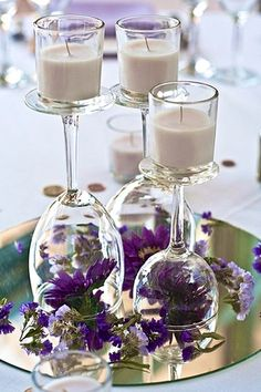 The Exciting Dark Purple Wedding Table Decorations 30 With Additional Wedding Table Decoration Ideas Wit diy modern design tables and chairs for wedding plan set up decor ideas online wallpaper hd Mod Wedding, Dream Wedding, Trendy Wedding, Wedding Tables, Wedding Table Toppers, Low Cost Wedding, Wedding Stuff, Wedding Tips, Wedding Bells