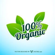 Eco Friendly 100% Organic Label Free Vector - https://vecree.com/6367752/eco-friendly-100-organic-label-free-vector/
