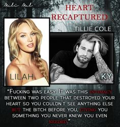 Heart Recaptured (Hades Hangmen, #2) by Tillie Cole — Reviews, Discussion, Bookclubs, Lists