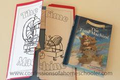 The Time Machine Lapbook http://www.youtube.com/watch?v=vBfriA_PaBI