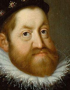 Rudolf II.  * 18. Jul 1552, † 20. Jan 1612  Römisch-deutscher Kaiser  12.9.1576–20.12.1612