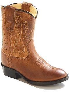 on the hunt for the perfect cowboy boots for B to wear this summer.  I think these look a little too adult even though they are toddler.