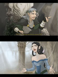 Thingol and Lúthien