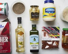 The 10 Items to Always Keep in Your Pantry   Bon Appetit