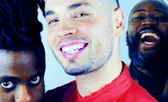 PREMIERE: Stream Mercury Prize Winners Young Fathers' 'White Men Are Black Men Too' in Full | NOISEY
