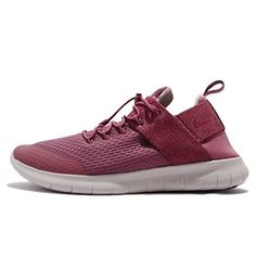 sports shoes 33e95 ebb34 NIKE Women s Free RN Commuter 2017 Running Shoe (8, Vintage Wine Elemental  Rose-Rush Maroon)